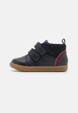 Shoo Pom - BOUBA BOY - Kletterschuh - navy/blue/red