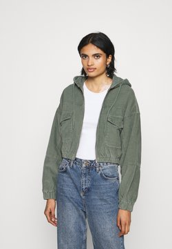 BDG Urban Outfitters - PATCH POCKET JACKET - Summer jacket - sea spray
