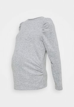 Dorothy Perkins Maternity - SUSTAINABLE SOFT TOUCH JUMPER - Jersey de punto - grey marl