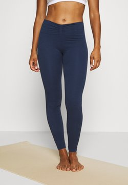 Yogasearcher - SAVASANA - Tights - midnight