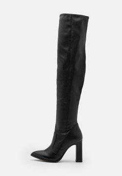 Tamaris Heart & Sole - BOOTS - High Heel Stiefel - black