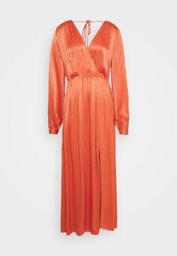 YAS - YASBRANDI ANKLE DRESS SHOW - Ballkleid - hot sauce