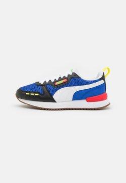 Puma - R78 OG UNISEX - Zapatillas - dazzling blue/white/black