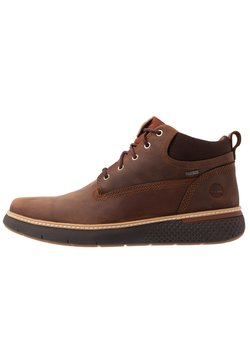 Timberland - CROSS MARK GTX CHUKKA - Schnürstiefelette - medium brown