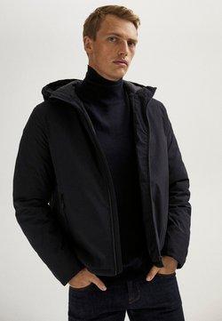 Massimo Dutti - Overgangsjakker - blue-black denim
