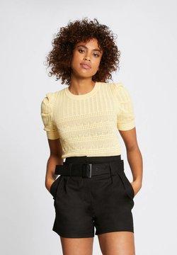 Morgan - T-Shirt print - yellow