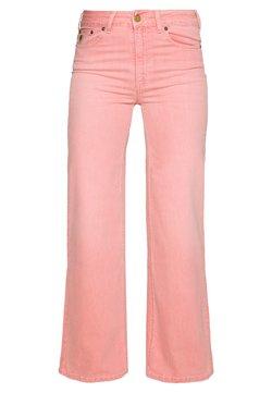 LOIS Jeans - PALAZZO - Flared jeans - geranium