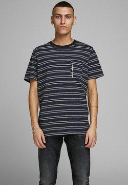 Jack & Jones - T-Shirt print - sky captain