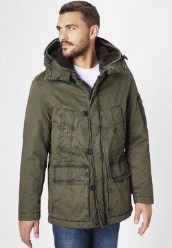 S4 Jackets - ALASKA - Winterjacke - khaki