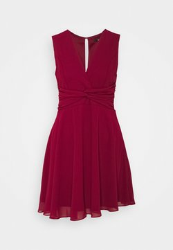 TFNC - SOREAN MINI - Cocktailkleid/festliches Kleid - burgundy