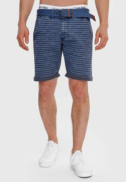 INDICODE JEANS - ARROYO - Shorts - china blue
