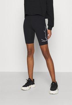 Karl Kani - SIGNATURE CYCLING - Shorts - black