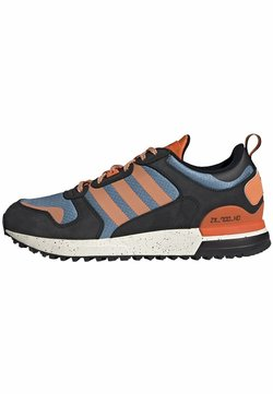 adidas Originals - ZX - Sneakers laag - core black easy orange orange