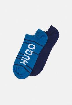 HUGO - STRIPE 2 PACK - Socken - blue/dark blue