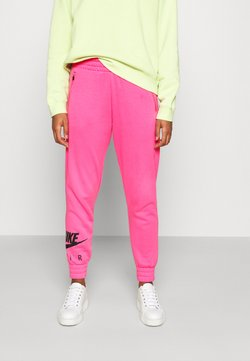 Nike Sportswear - AIR PANT   - Jogginghose - pinksicle/black