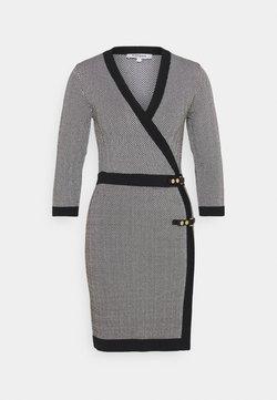Morgan - RMOPI - Gebreide jurk - noir