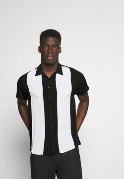 INDICODE JEANS - DONOSTIA - Overhemd - black