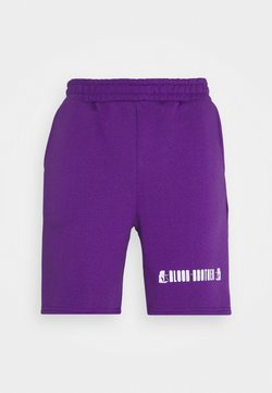 Blood Brother - MAPLEWOOD UNISEX  - Shorts - african violet