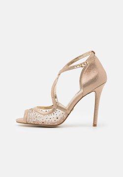 Dune London - MISA - Sandalen met hoge hak - gold