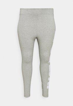 Nike Sportswear - Leggings - Trousers - grey heather/white