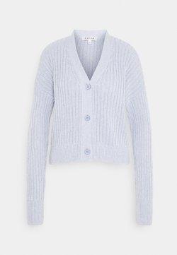 NU-IN - CROPPED - Vest - light blue