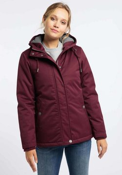 usha - Winterjacke - bordeaux