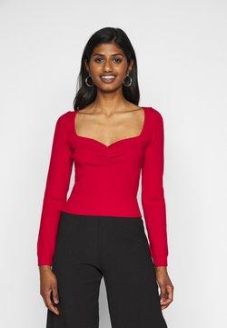 Fashion Union Petite - JESSICA - Trui - red