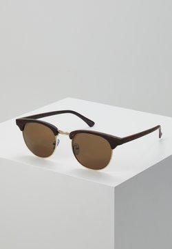 Zign - Gafas de sol - brown/black