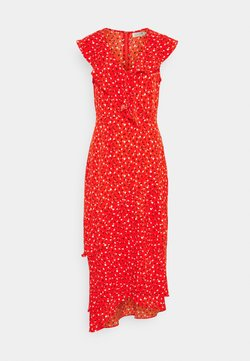 Molly Bracken - EXCLUSIVE DRESS - Vestido informal - red