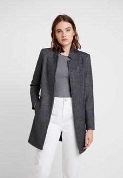 ONLY - ONLONCY HANNI COATIGAN - Short coat - black