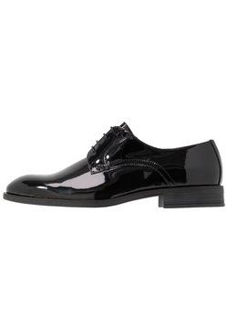 Bianco - BIABYRON SHOE - Veterschoenen - black