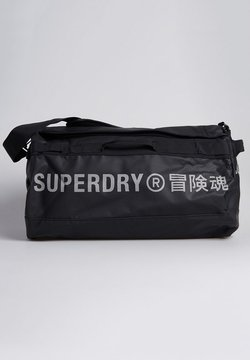 Superdry - Bolsa de viaje - black