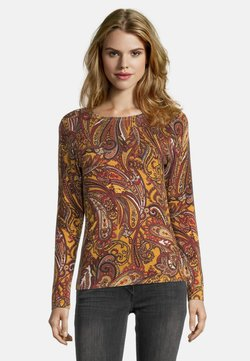 Betty Barclay - Strickpullover - yellow/camel