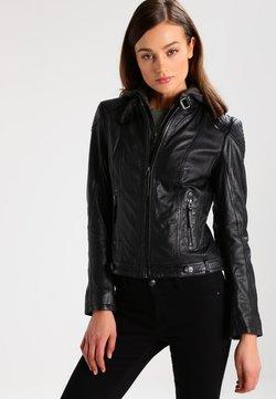 Gipsy - CACEY LEGV - Leren jas - black