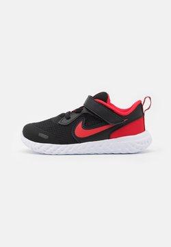 Nike Performance - REVOLUTION 5 UNISEX - Juoksukenkä/neutraalit - black/university red/white