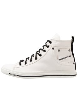 Diesel - EXPOSURE I - Baskets montantes - star white