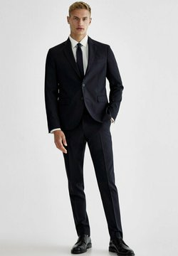 Massimo Dutti - Anzughose - dark blue