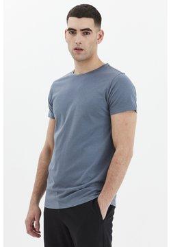 Solid - PEKO - T-Shirt basic - china blue