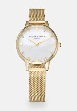 Olivia Burton - CLASSIC - Zegarek - gold-coloured