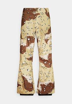 DC Shoes - CODE PANT - Pantaloni da neve - chocolate chip