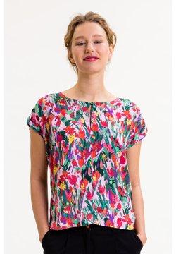 UVR Berlin - ROSALIEINA - Bluse - bunt mit floralem print