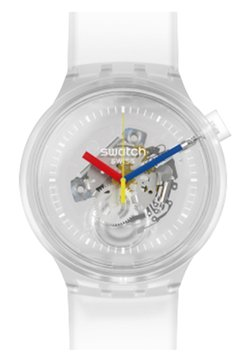 Swatch - JELLYFISH - Montre - white