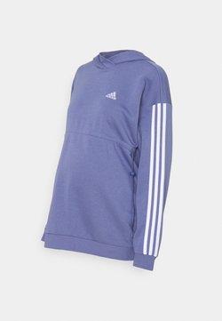 adidas Performance - MATERNITY - Sweatshirt - orbit violet/white
