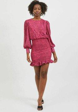 Vila - Sukienka letnia - fandango pink
