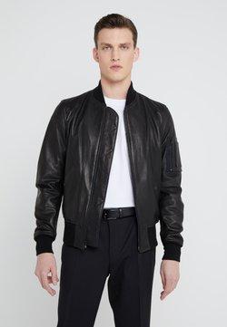 Schott Made in USA - Leren jas - black