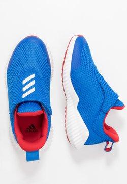 adidas Performance - FORTARUN - Juoksukenkä/neutraalit - glow blue/footwear white/scarlet