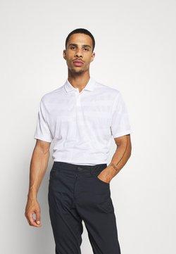 Nike Golf - DRY VAPOR - Koszulka sportowa - white/white