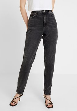 Topshop - MOM NEW - Jeans Relaxed Fit - wash black