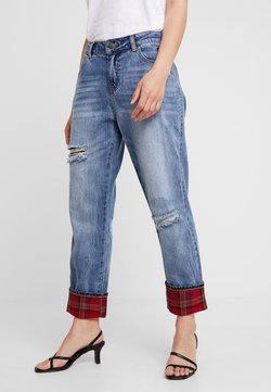 Desigual - BERNADETTE - Jeans baggy - denim medium light