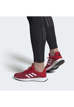 adidas Performance - DURAMO - Zapatillas de running neutras - scarle/ftwwht/cblack